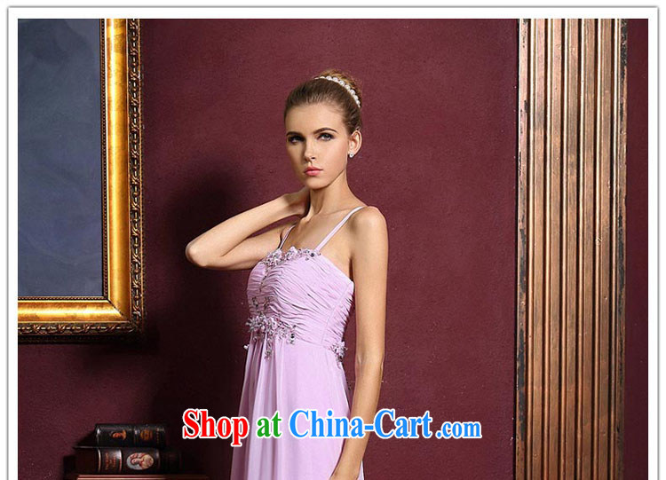 The bride's wedding dresses straps elegant evening dress wedding toast serving long dress 886 M pictures, price, brand platters! Elections are good character, the national distribution, so why buy now enjoy more preferential! Health