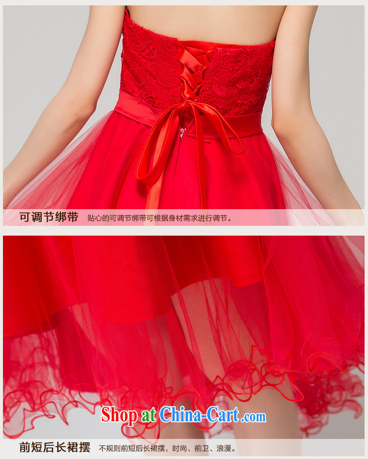 Paul love Ms Audrey EU Yuet-mee, RobinIvy) toast service 2015 new front short long high waist pregnant bride wedding dress L 13,782 red M pictures, price, brand platters! Elections are good character, the national distribution, so why buy now enjoy more preferential! Health