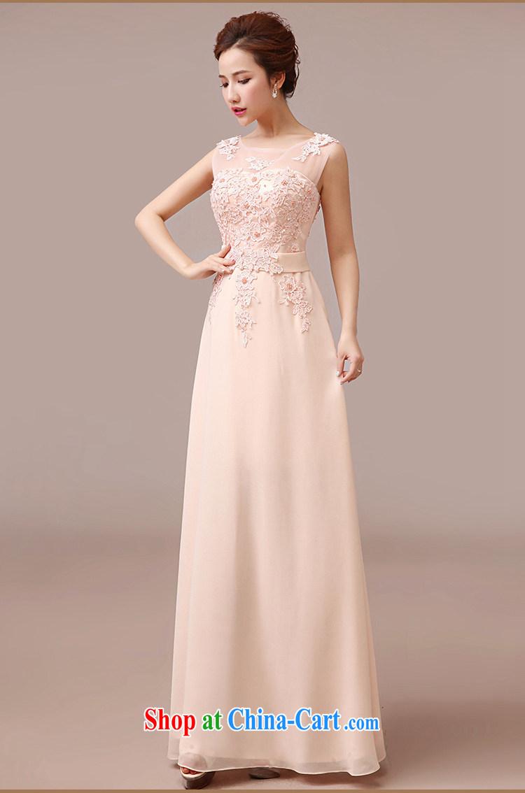 Jessica Covers Bridal Wedding Toast Dresses 2017 New Korean Lace Long Evening Dress