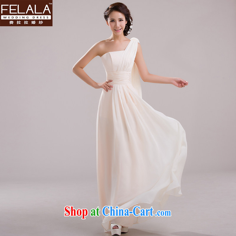 Ferrara upscale 2015 new bridesmaid wedding dress long bridesmaid's dress Evening Dress bridesmaid dress C L, Suzhou shipping