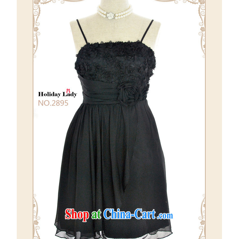 Shallow end _QIAN MO_ 2013 new high-waist graphics thin dress snow woven dress 2895 quality assurance price length black are code