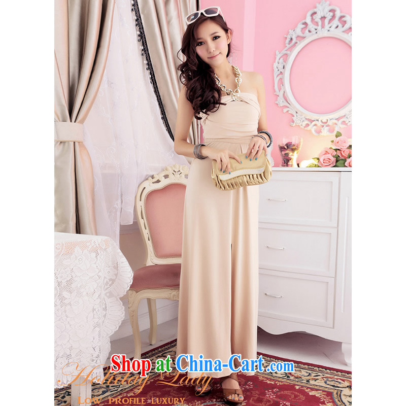 Light (at the end QIAN MO) stylish gold chain around neck high before the forklift truck long ocean skirt Evening Dress long skirt dress 2802 card the color code