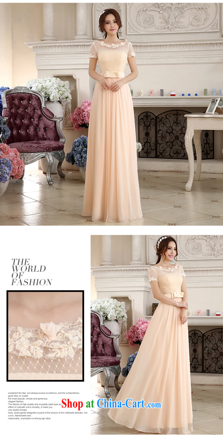 Dream of the day wedding dresses 2015 new marriage toast Service ...