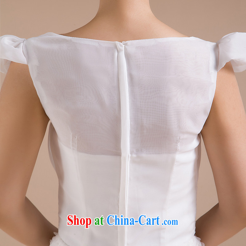 Rain is still Yi wedding 2015 bride's toast clothing new white short dress package and sexy bridesmaid dresses small LF 85 white tailored, rain is still clothing, and shopping on the Internet