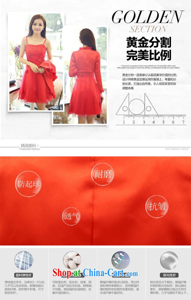 Windsor, 2014, new, name-won the Hong Kong wind long-sleeved cultivating good A Field dresses wedding dress two piece Girls fall 9905 load D Red XXL pictures, price, brand platters! Elections are good character, the national distribution, so why buy now enjoy more preferential! Health
