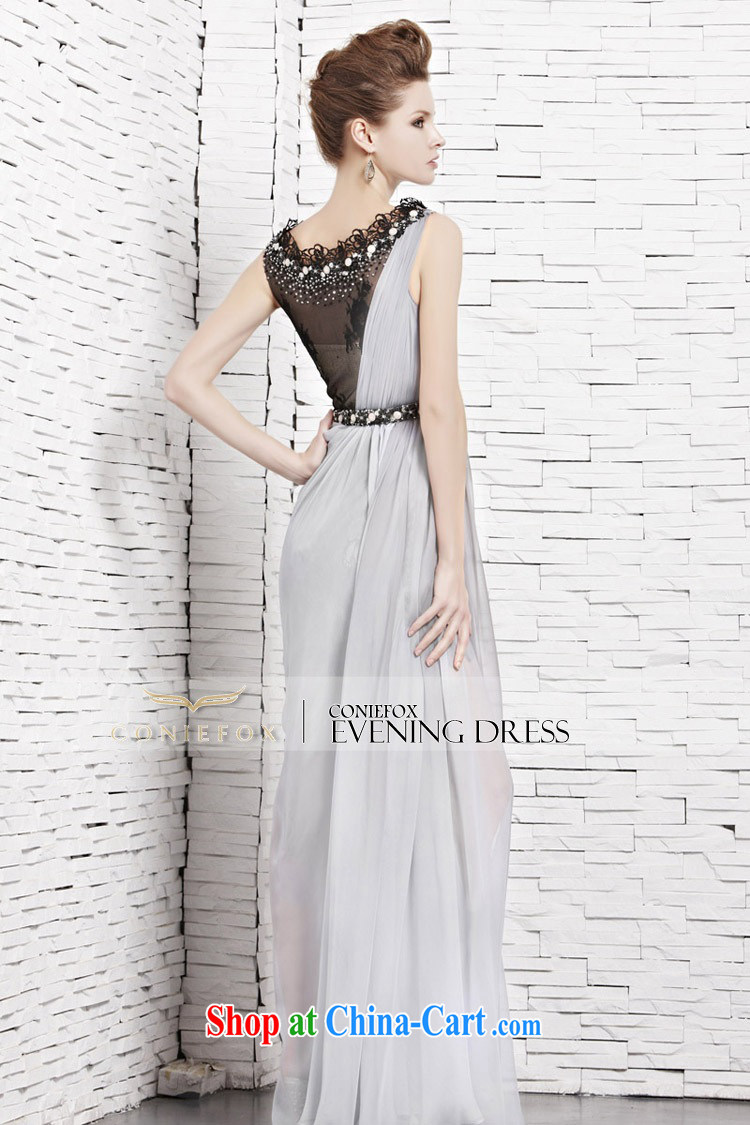 Creative Fox Evening Dress sexy banquet long gown dress elegant lace inserts drill dress wedding dresses banquet annual toast dress serving 81,535 picture color XXL pictures, price, brand platters! Elections are good character, the national distribution, so why buy now enjoy more preferential! Health