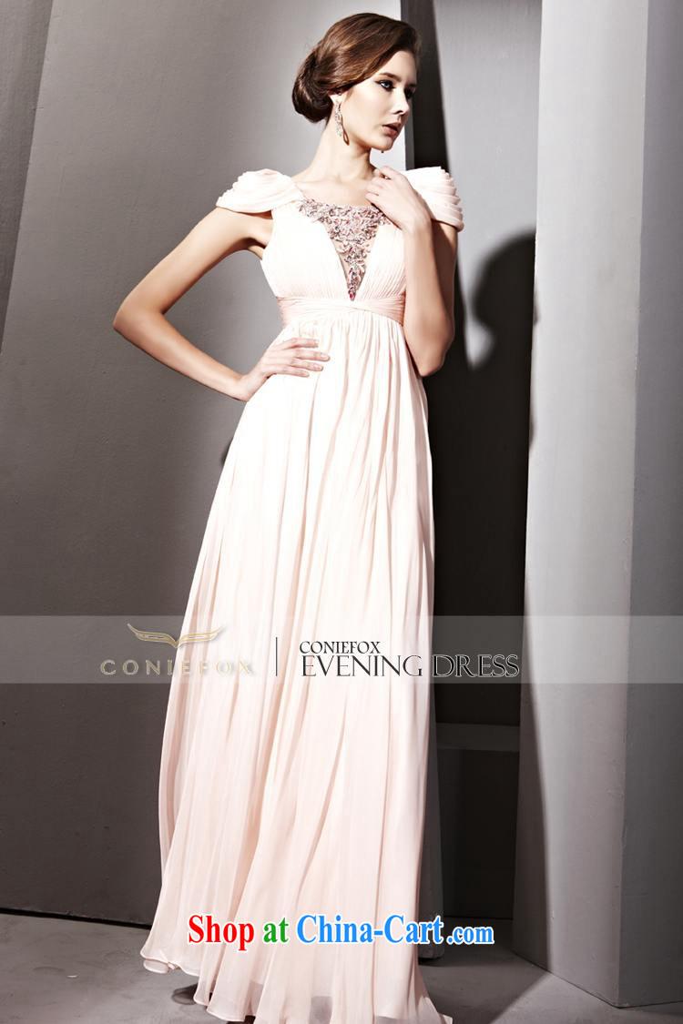 Creative Fox Tuxedo style bubble cuff design evening dress bridal ...