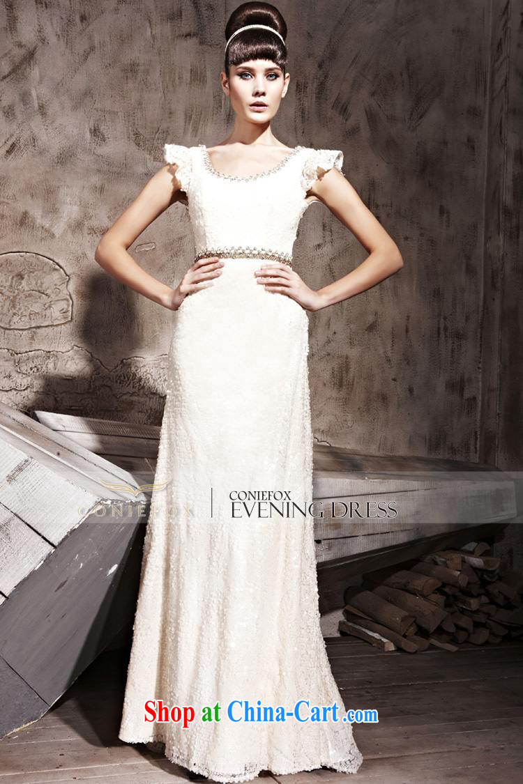 Creative Fox dress everyday dress dress diamonds toast serving high waist evening banquet dress beauty long presided over 81,131 dresses picture color XXL pictures, price, brand platters! Elections are good character, the national distribution, so why buy now enjoy more preferential! Health
