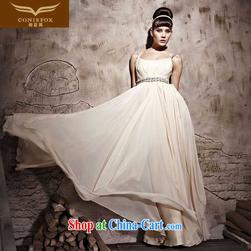 Creative Fox dress sense of GALLUS DRESS dresses stage. The skirt with softness and elegant summer ladies dress the dress skirt 81,132 picture color XXL