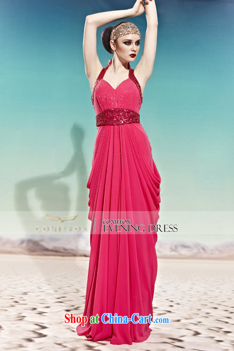 Creative Fox Evening Dress long temperament toast clothing bridal evening dress dresses Red classic dress stylish banquet is also dress 58,006 picture color XXL pictures, price, brand platters! Elections are good character, the national distribution, so why buy now enjoy more preferential! Health