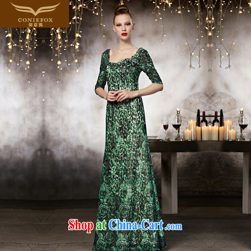 Creative Fox Evening Dress advanced custom dress cultivating high-waist dress dresses show hosted annual dress long fall dress 82,130 picture color tailored
