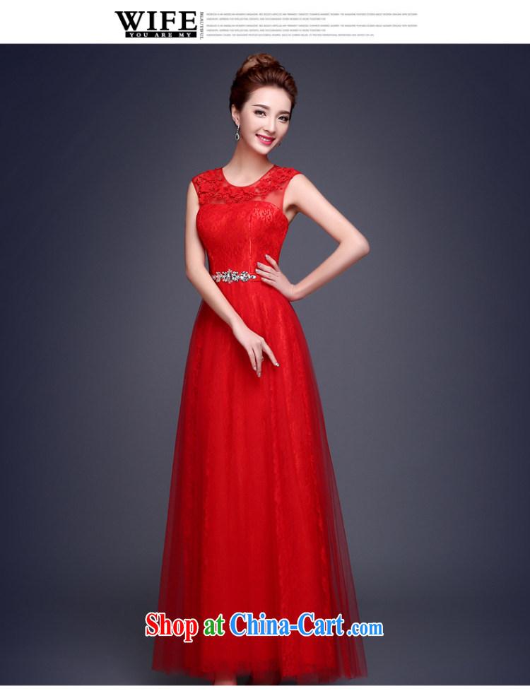 Lujo Vestidos Novia Rojos Embellecimiento - Ideas para el Banquete ...