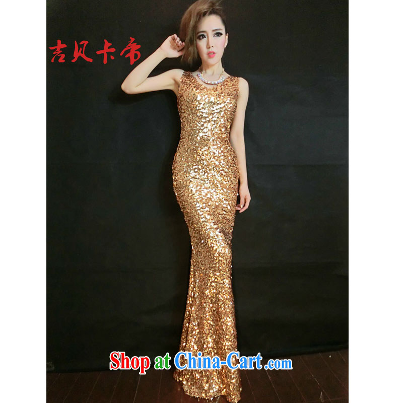 The Bekaa in Dili Evening Dress long marriages served toast gold, cultivating fall bridesmaid service 9888 #gold are code