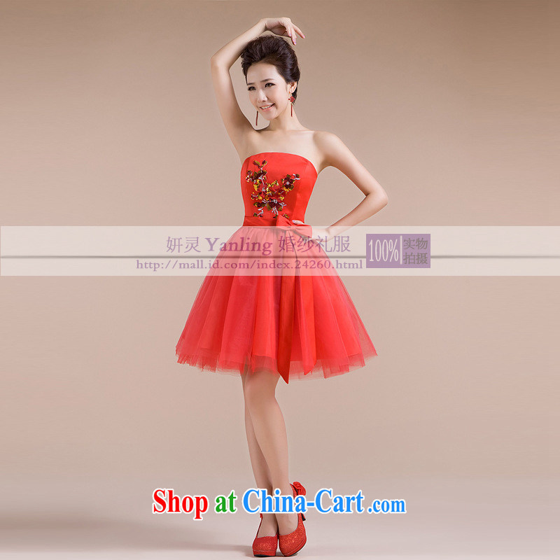 2015 New Classic Patterned towel embroidered chest crafted small bow tie dress LF 168 red XXL