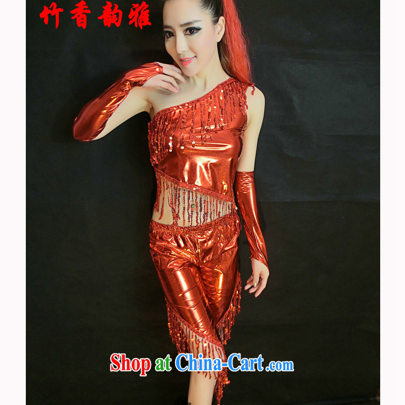 Bamboo incense were 2015 s night light, flow, 3 piece dance Modern Dance Dance steel mandatory Beauty suite 1311 red are code