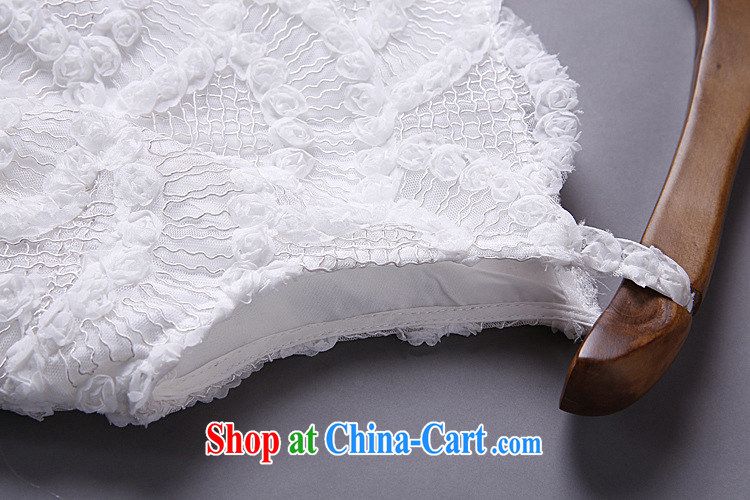 Property is property, white toast service 2015 spring and summer new, women take the web yarn straps goddess aura long skirt sister bridesmaid serving long dress white L pictures, price, brand platters! Elections are good character, the national distribution, so why buy now enjoy more preferential! Health