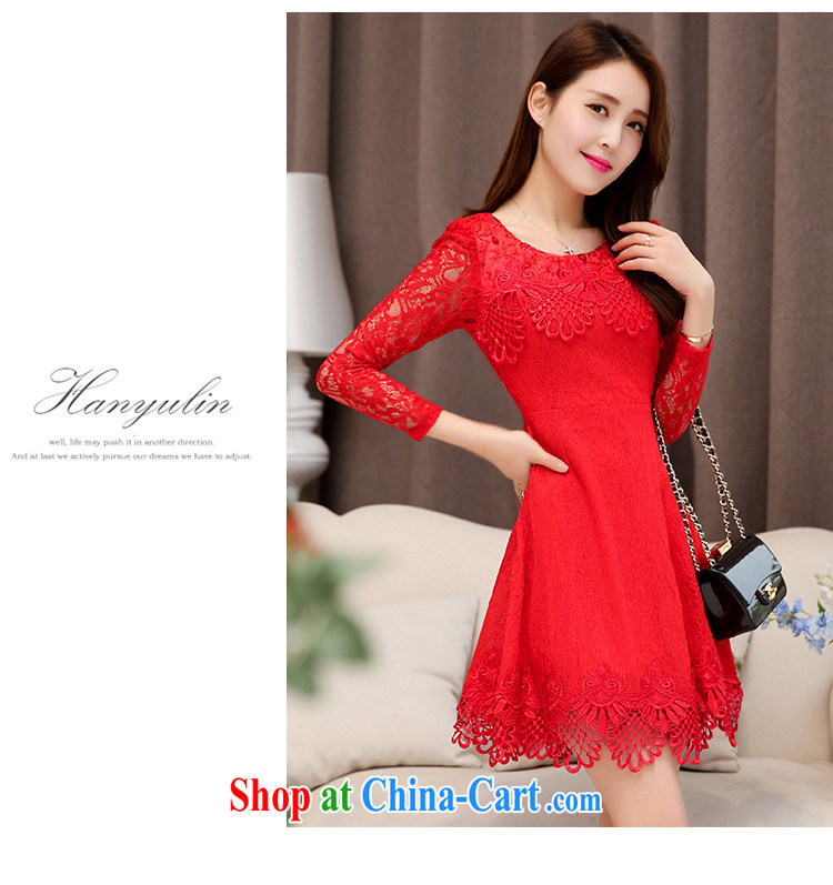 O - Star 2015 spring and summer new bridal dresses wedding dresses lace red package shoulder short bows dress uniform dress the betrothal service female Red 3 XXL pictures, price, brand platters! Elections are good character, the national distribution, so why buy now enjoy more preferential! Health