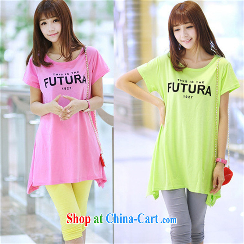 Health Concerns dress * 2015 Korean pregnant women casual stylish package green XL