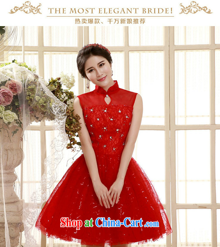 There are optimized color Kingfisher red bridal toast clothing 2015 new stylish pregnant woman short women XS 2213 red XXL pictures, price, brand platters! Elections are good character, the national distribution, so why buy now enjoy more preferential! Health