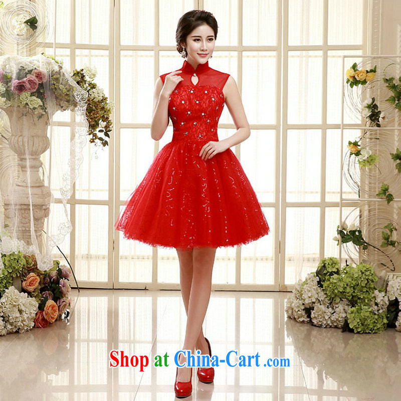 There are optimized color Kingfisher red bridal toast clothing 2015 new stylish pregnant woman short, girls XS 2213 red XXL, optimize color their swords into plowshares, and shopping on the Internet
