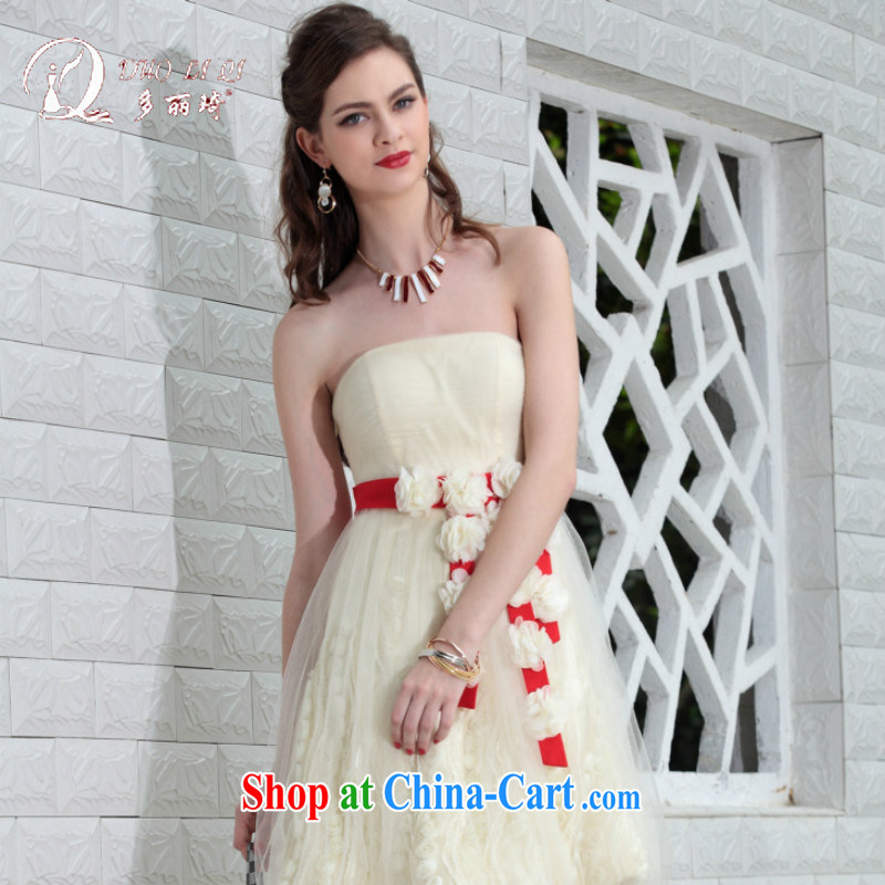 Multi-LAI Ki Europe evening dress more LAI Ki small dress bright white small white dresses XXL