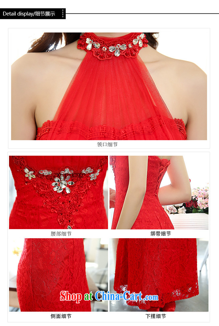 Floating love Ting 2015 spring and summer new, long-sleeved bridal red wedding toast wedding wedding long evening dresses dresses red XL pictures, price, brand platters! Elections are good character, the national distribution, so why buy now enjoy more preferential! Health