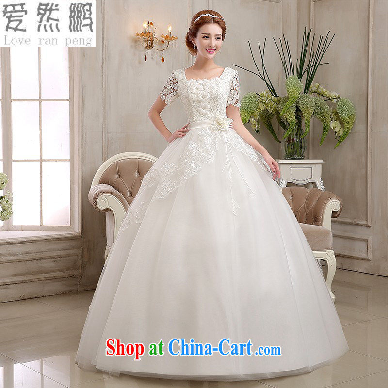 Love so Pang-tail wedding dresses 2015 new spring the Field shoulder the code strap marriages with graphics thin shaggy dress girls up to customer to size the Do Not Support Replacement