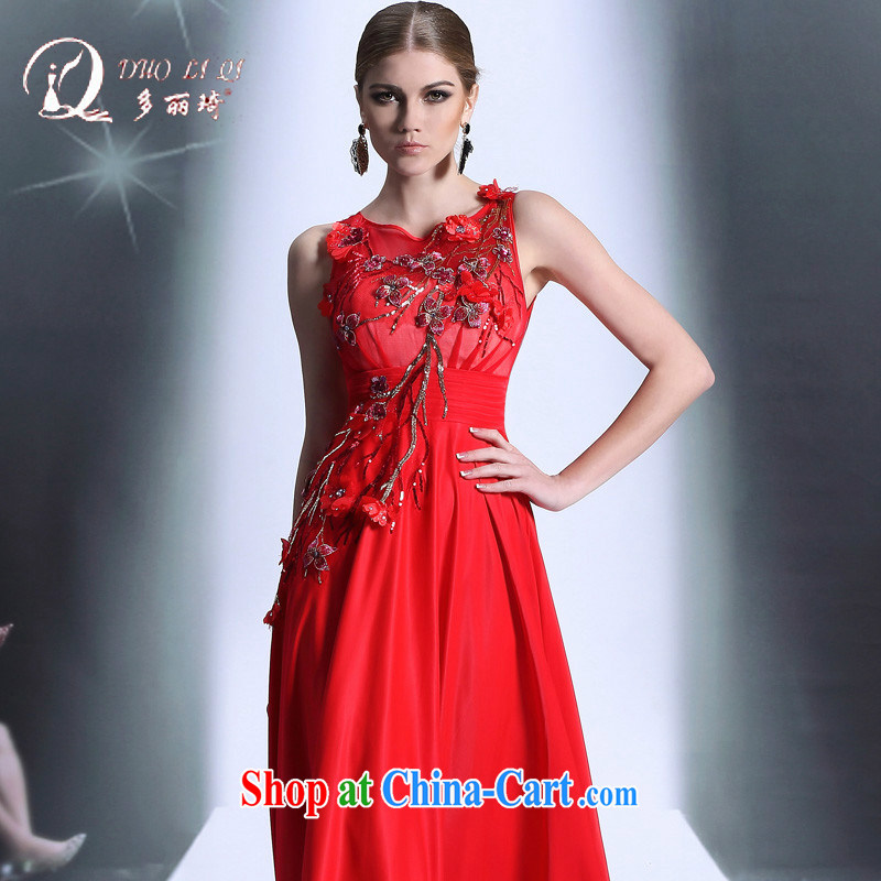 More LAI Ki Europe Evening Dress wedding dresses red bows, red XXL