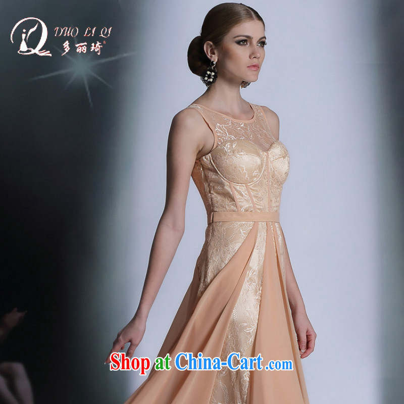 More than Li Qi and card in Europe and its sexy Evening Dress beauty fall to dress the dress code video thin dress card its color XXL