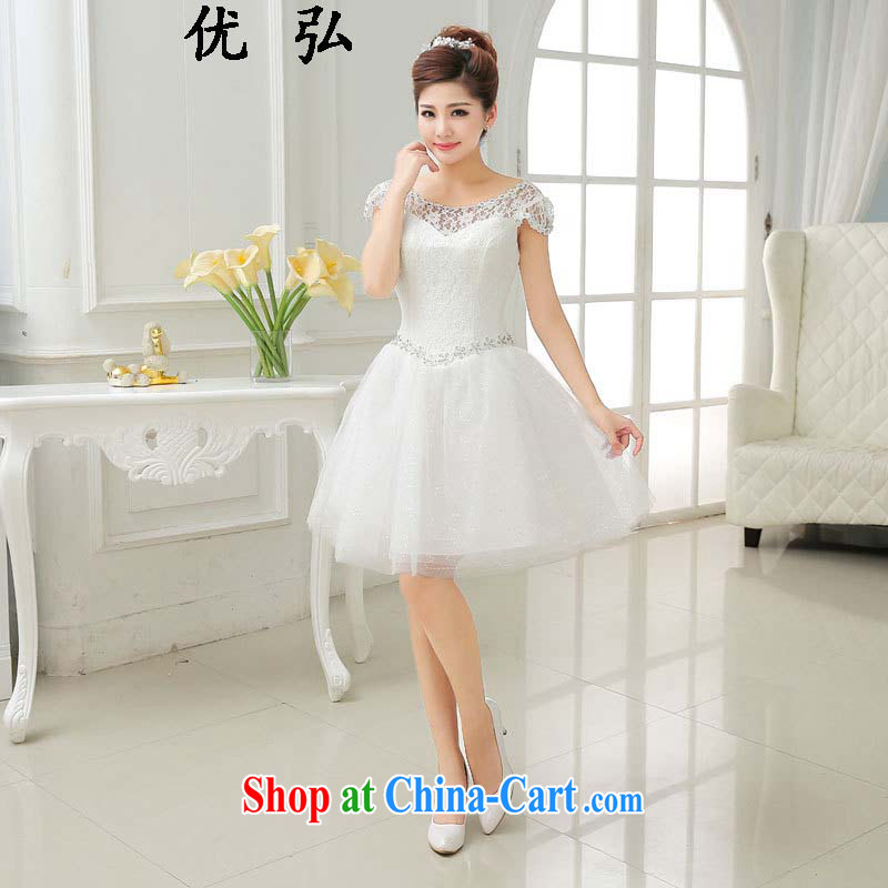 Optimize video 2015 new stylish lace bows clothing bridesmaid dresses small 014 ycf XXL