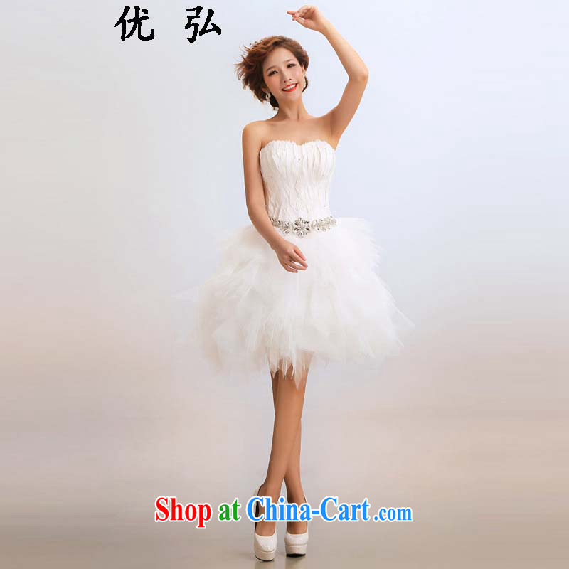 Optimize video 2015 new stylish short marriages wedding dresses 016 ycf XXL