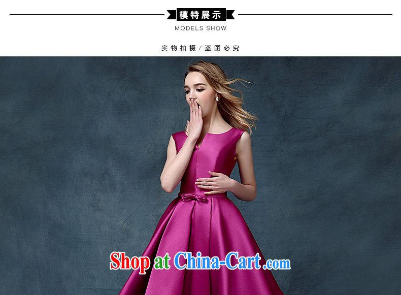According to Lin 2015 Windsor spring dresses, a field shoulder marriages served toast Korean dress girls uniforms, short of red XL pictures, price, brand platters! Elections are good character, the national distribution, so why buy now enjoy more preferential! Health