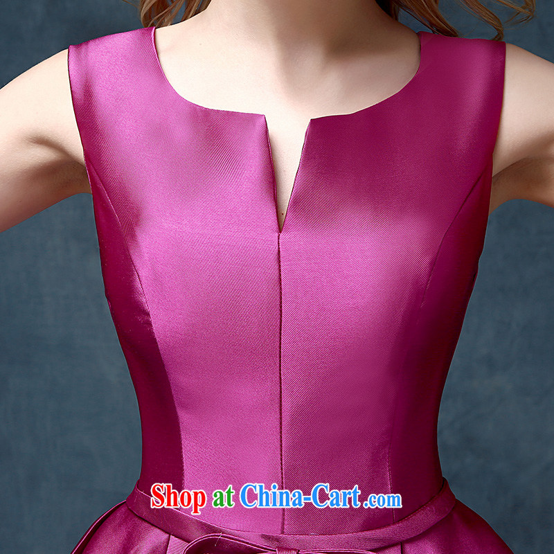 According to Lin 2015 Windsor spring dresses, a field shoulder marriages served toast Korean dress girls uniforms, short of red XL, according to Lin, Elizabeth, and shopping on the Internet