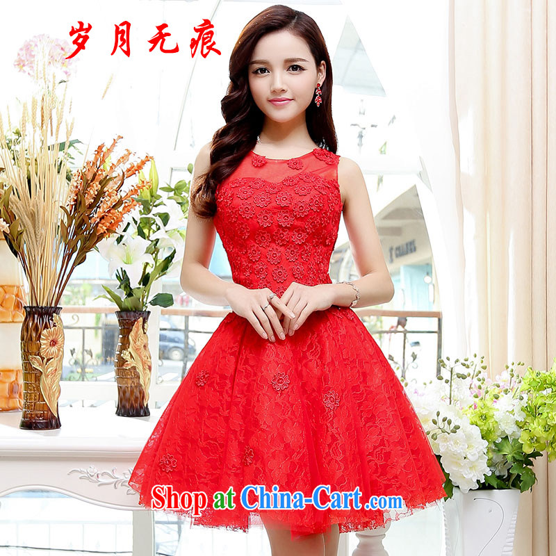 years no scratches bridal dresses new spring wedding toast clothing white high waist pregnant women can wear dress code back door dresses red XL