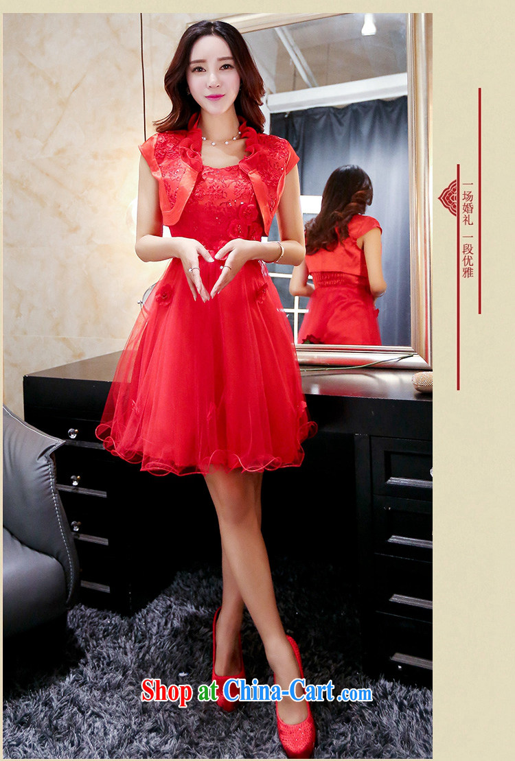 The Timorese Connie 2015 summer new lace hook flower bridal toast clothing dresses female Red XXXL pictures, price, brand platters! Elections are good character, the national distribution, so why buy now enjoy more preferential! Health