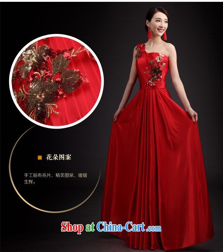 Martin Taylor 2015 bridal toast serving Korean spring and summer long, large, red stylish beauty graphics thin lace pregnant women dress red XL pictures, price, brand platters! Elections are good character, the national distribution, so why buy now enjoy more preferential! Health