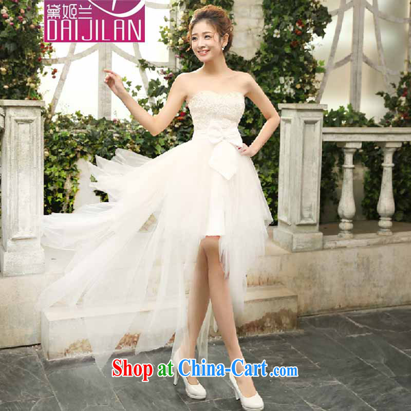 demi-hee, 2015 new sexy fairy Mary Magdalene skirt chest to the shaggy dinner dress uniform dress dress