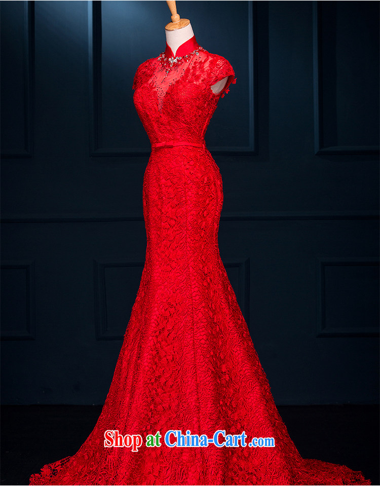 It is the JUSERE high-end wedding dresses 2015 new festive Chinese red men toast dress uniform high quality fabric red tailored pictures, price, brand platters! Elections are good character, the national distribution, so why buy now enjoy more preferential! Health