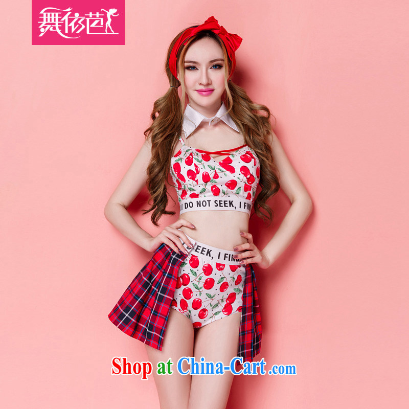 According to dance Hip Hop new European Bar Night DS uniforms sexy dancer service role-playing student uniforms temptation picture color code pre-sale 15 shipping