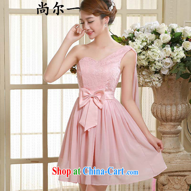 Still, 12,015 summer bridesmaid dress short banquet dress sister's bridesmaid dress moderator small dress qlf 002 toner color code