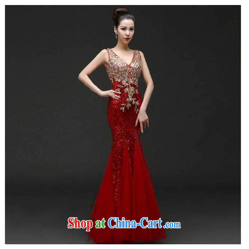 White first about evening dress 2015 new wedding dress shoulders toast service bridal gown crowsfoot cultivating bows dress long red tailored contact Customer Service
