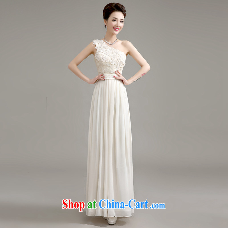 Summer 2015 new bridesmaid dresses in long marriage bridesmaid clothing and sisters dress evening dress uniform graduated from small dress girls white to make the $30 does not return