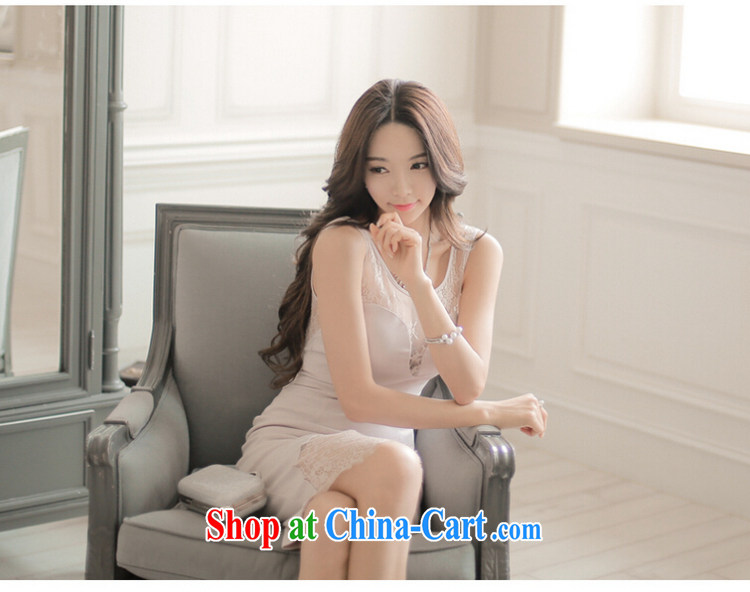 To Lin bridesmaid dress summer 2015 summer new female wrapped chest sexy lace package and graphics thin dresses sleeveless evening dress 503 photo color L pictures, price, brand platters! Elections are good character, the national distribution, so why buy now enjoy more preferential! Health
