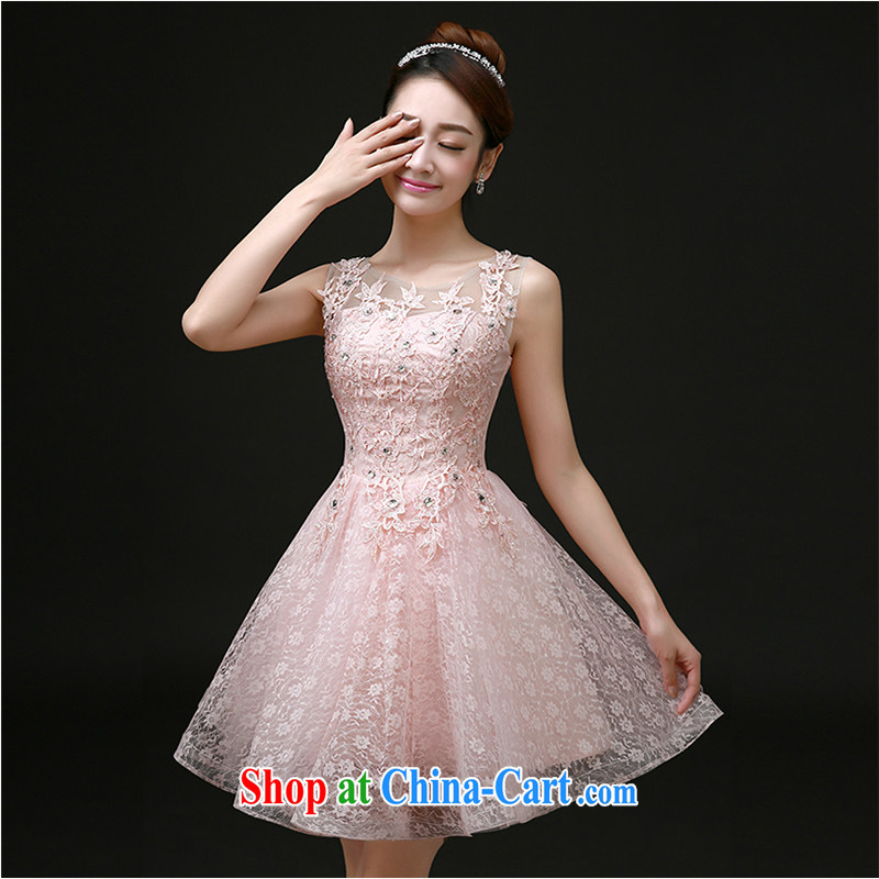 White home about pink red bridesmaid dresses the Summer bridesmaid dresses small wedding banquet dress bridal toast service 2015 pink tailored contact Customer Service