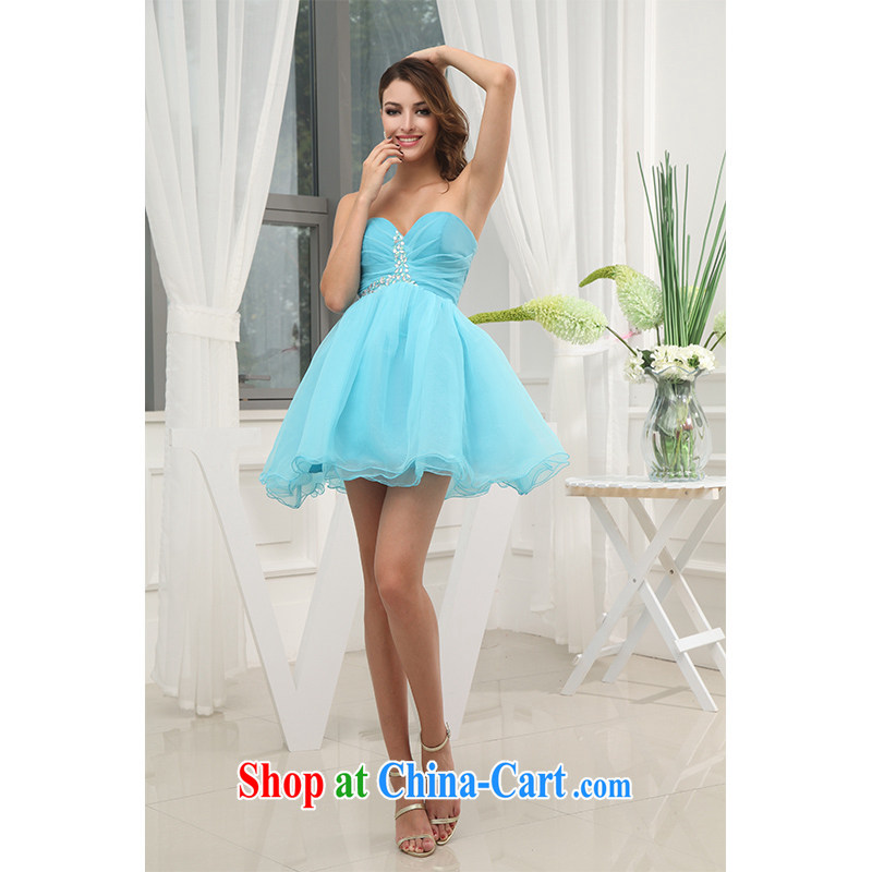 The beautiful yarn new erase chest shaggy skirts and stylish bridal toast clothing bridesmaid skirts beauty graphics thin only the princess tie-up to factory outlets