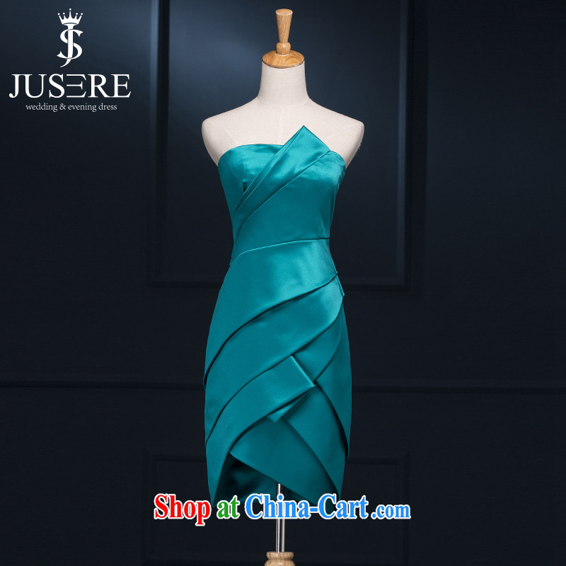 It is the JUSERE high-end wedding dresses wedding mom with summer beauty graphics thin smears chest lace dresses wedding dress mother wedding her mother-in-law cyan 4