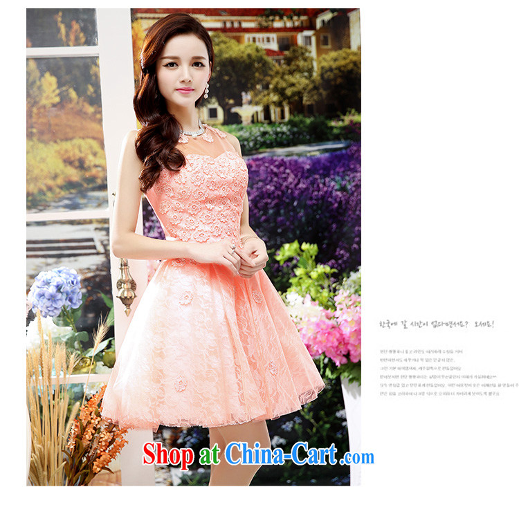 The Van Gogh Anne summer 2015 new trendy fine mesh dresses sweet flowers Shaggy, with small dress red XL pictures, price, brand platters! Elections are good character, the national distribution, so why buy now enjoy more preferential! Health