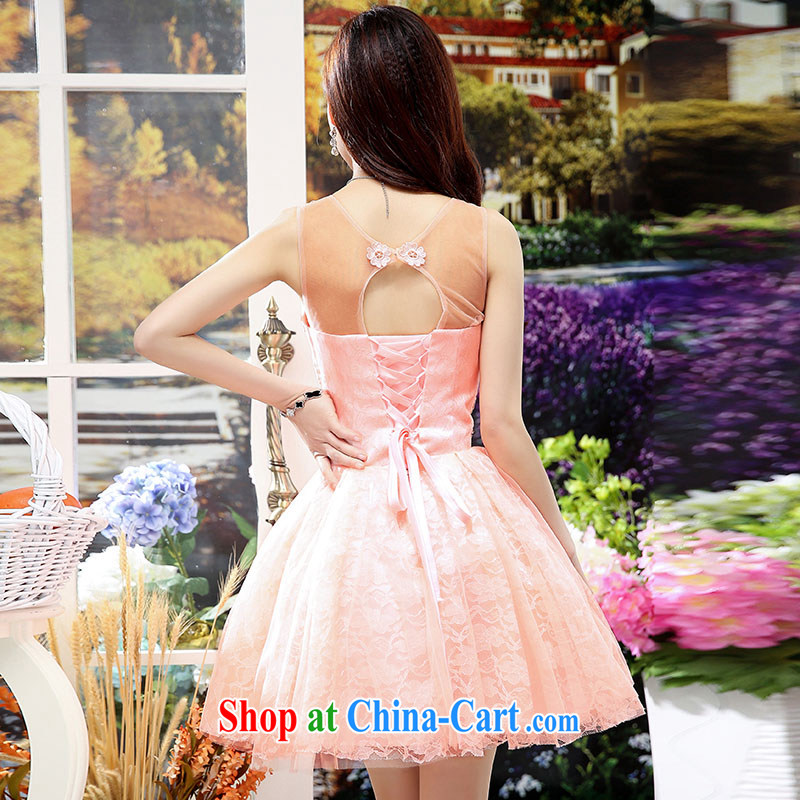 In particular Van Gogh Anne summer 2015 new trendy fine mesh dresses sweet flowers Shaggy, with small dress red XL, especially Van Gogh Connie, shopping on the Internet