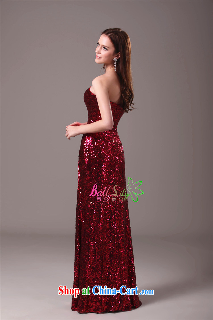 Ball Lily/100 and 2015 ball high toasting service dress banquet long summer dress uniforms XXXL pictures, price, brand platters! Elections are good character, the national distribution, so why buy now enjoy more preferential! Health