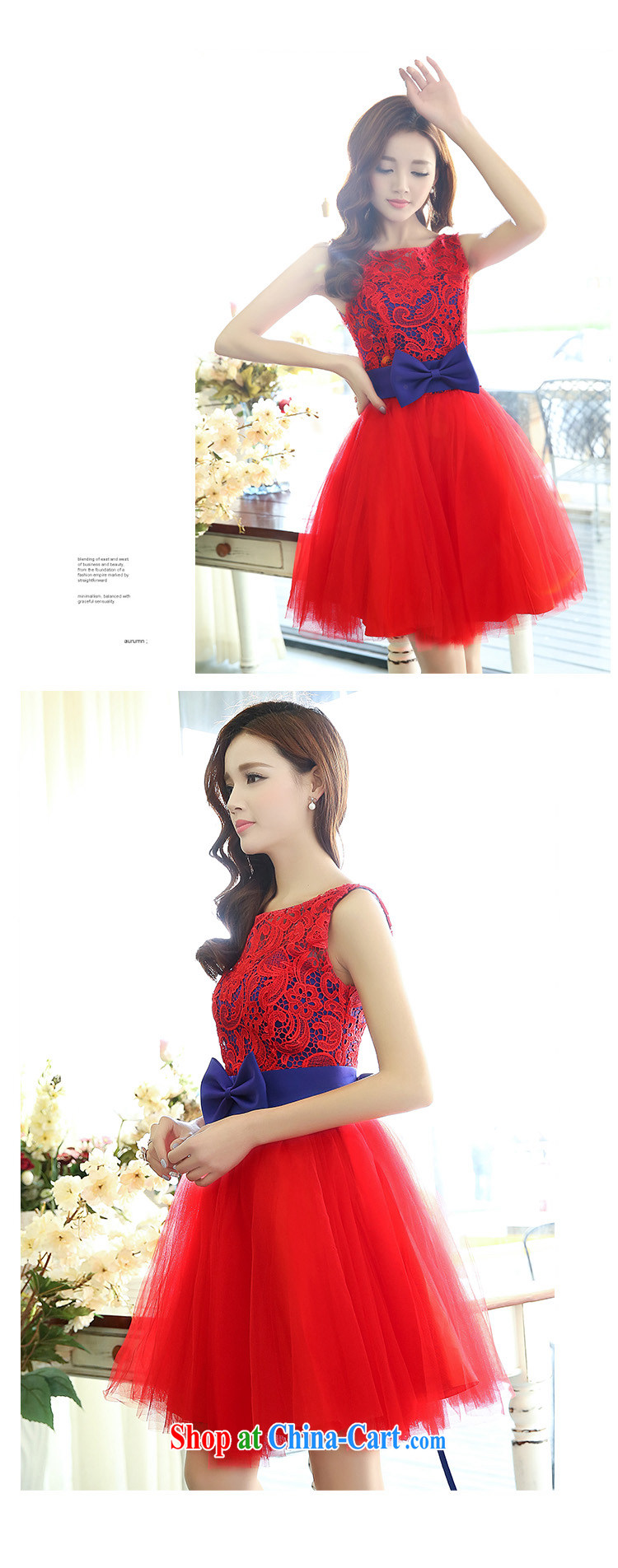 The ink Joseph 2015 new style small dress toast service bridal dresses red dress Korean Beauty graphics thin Princess purple skirt XL pictures, price, brand platters! Elections are good character, the national distribution, so why buy now enjoy more preferential! Health